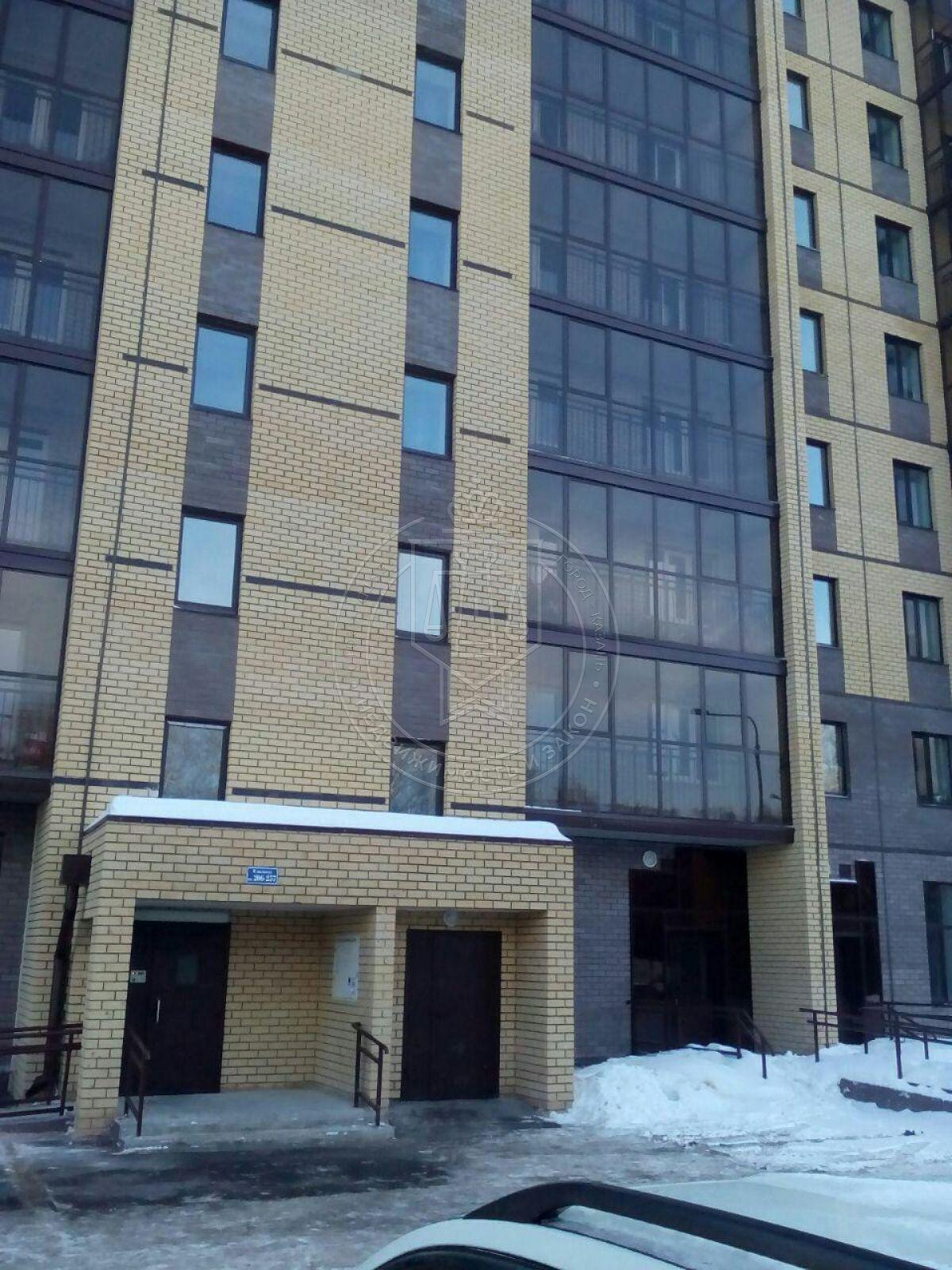 Аренда 2-к квартиры Рауиса Гареева ул, 98
