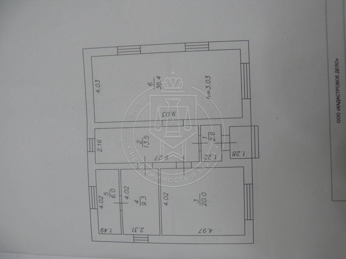Продажа  дома п. Салмачи, ул Надежда, 240 м²  (миниатюра №4)