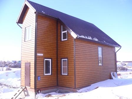 Коттедж 100 м² на участке 2.5 сот.,п.Куюки,ул.Центральная (миниатюра №2)