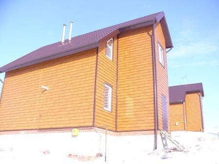 Коттедж 100 м² на участке 2.5 сот.,п.Куюки,ул.Центральная (миниатюра №3)