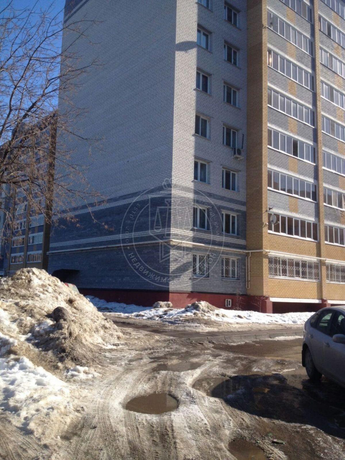 Продажа 2-к квартиры Карбышева ул, 65, 60 м² (миниатюра №1)
