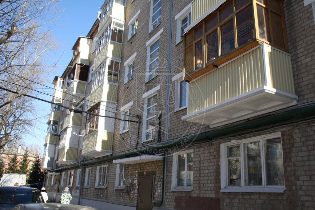 Продажа 2-к квартиры Даурская ул, 23, 45.0 м² (миниатюра №1)
