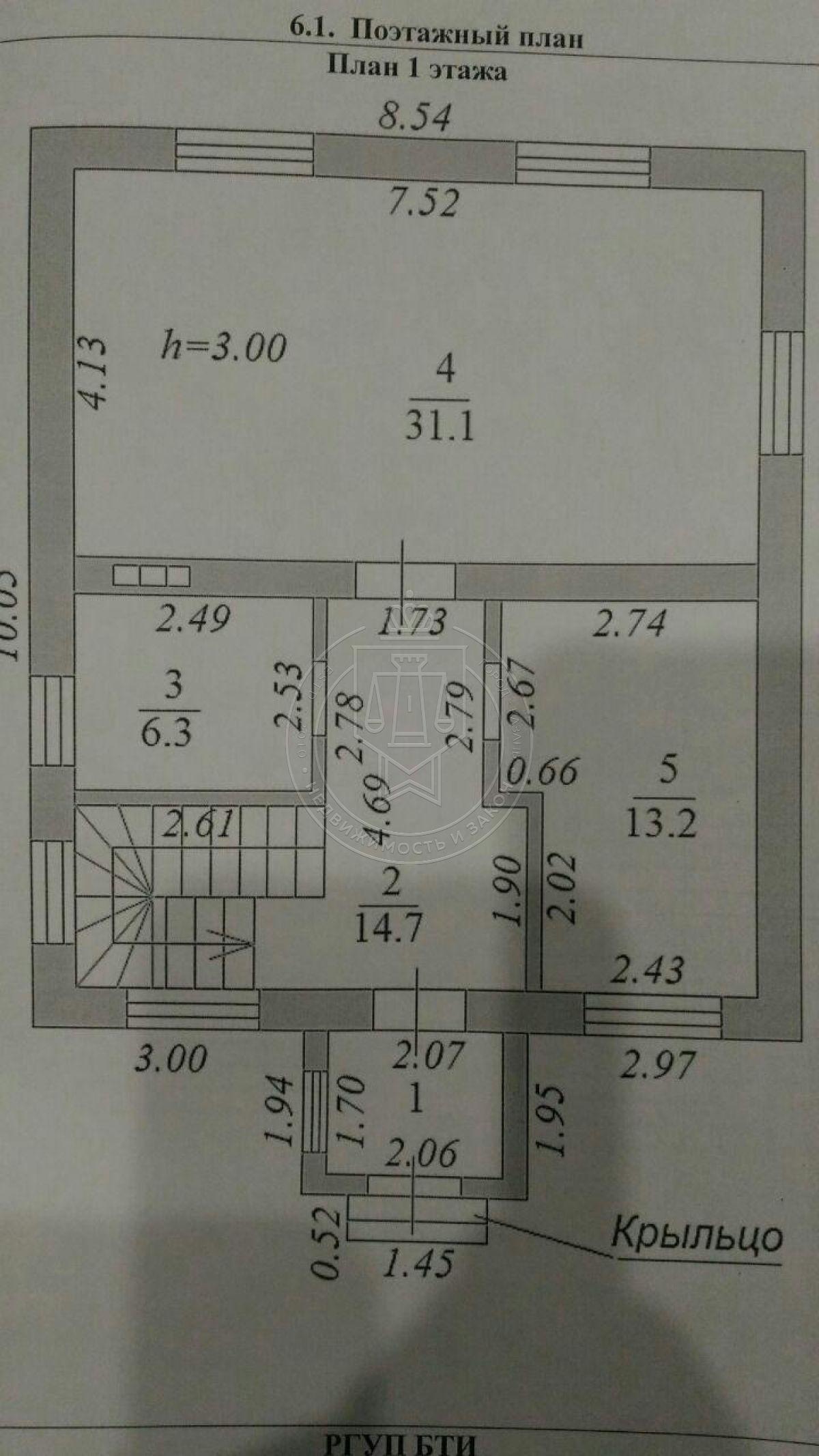 Продажа  дома улица Октябрьская, 135.0 м² (миниатюра №5)