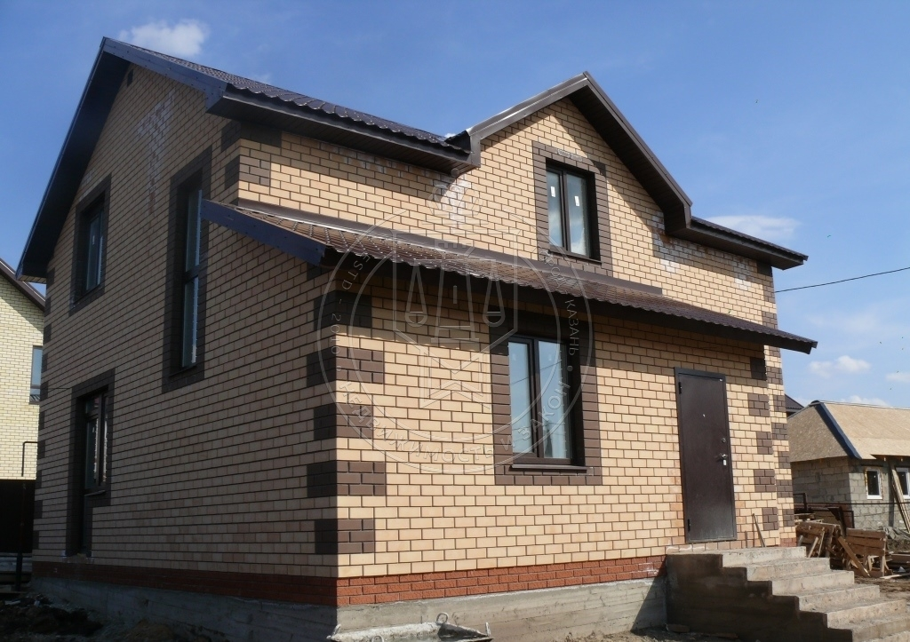 Продажа  дома центральная, 137 м²  (миниатюра №1)