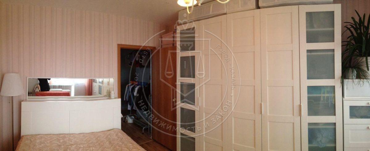 3-к квартира, 81.6 м², 13/17 эт., Габишева ул, 8 (миниатюра №4)