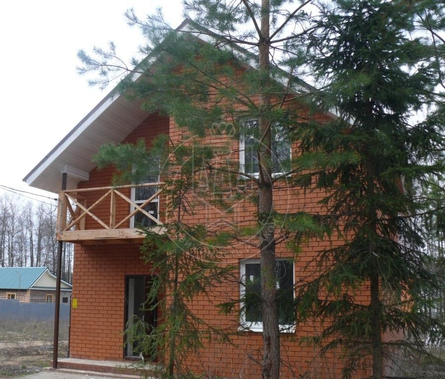 Коттедж 110 м² на участке 5.5 сот.,п.Высокая Гора, ул. Профсоюзна (миниатюра №1)