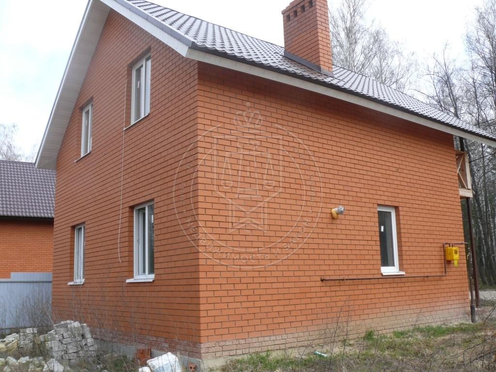 Коттедж 110 м² на участке 5.5 сот.,п.Высокая Гора, ул. Профсоюзна (миниатюра №3)