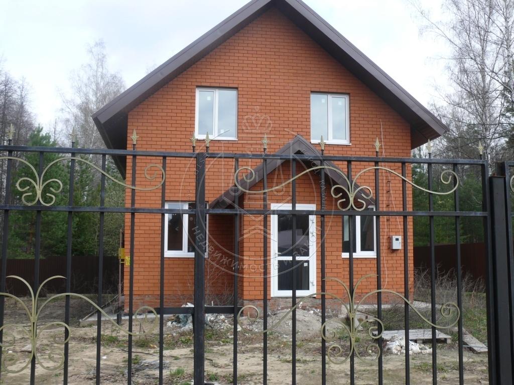 Продажа  дома п. Высокая Гора, ул Пионерская, 125 м²  (миниатюра №1)