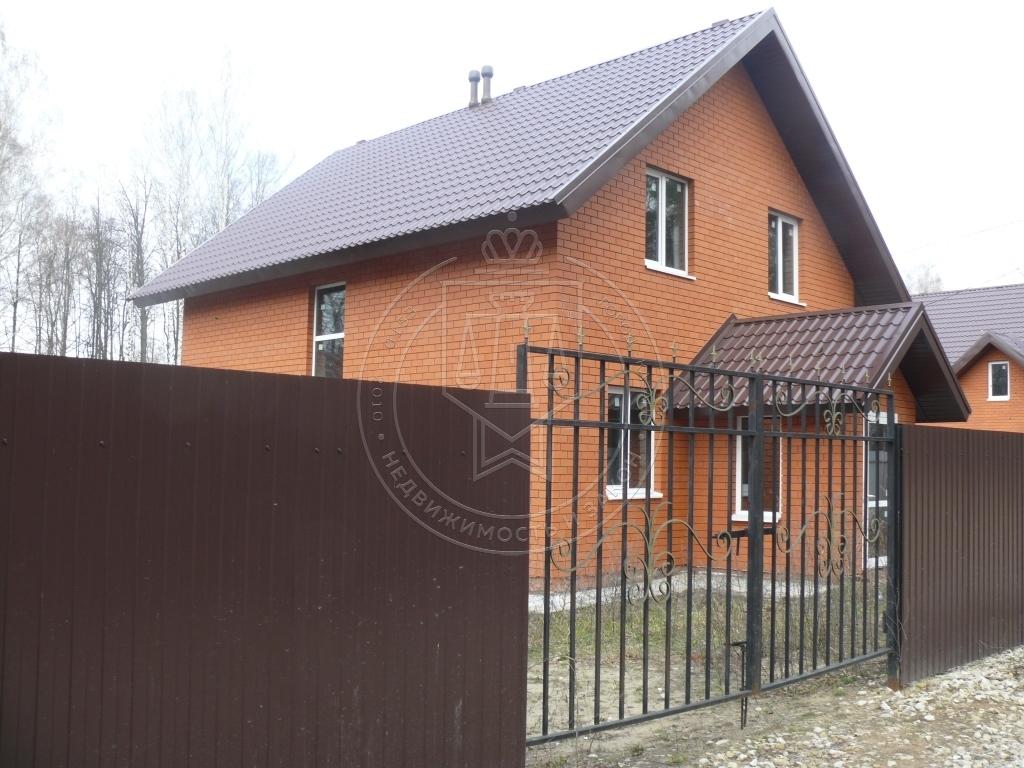 Продажа  дома п. Высокая Гора, ул Пионерская, 125 м²  (миниатюра №2)
