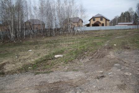 Продажа  участка п. Новая Сосновка, ул Зеленая, 9 сот.  (миниатюра №3)