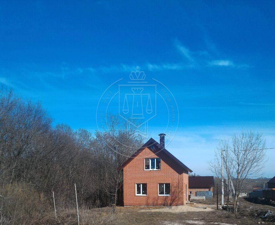 Коттедж 96 м² на участке 5 сот.,п.Новое Шигалеево,ул.Озерная (миниатюра №1)