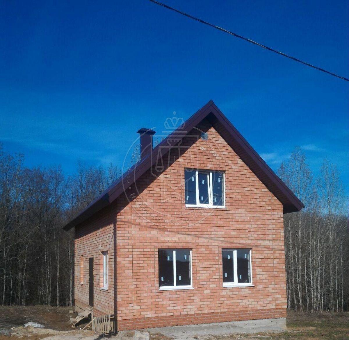 Коттедж 98 м² на участке 5 сот.,п.Новое Шигалеево,ул.Озерная (миниатюра №1)