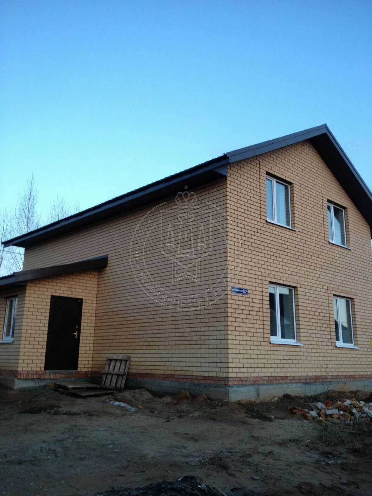 Коттедж 130 м² на участке 4.5 сот., п. Константиновка (миниатюра №2)