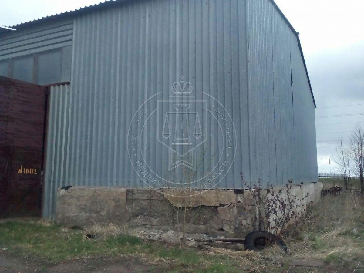 склад, 324 кв.м., Лаишевский р-н, п.Нармонка (миниатюра №1)