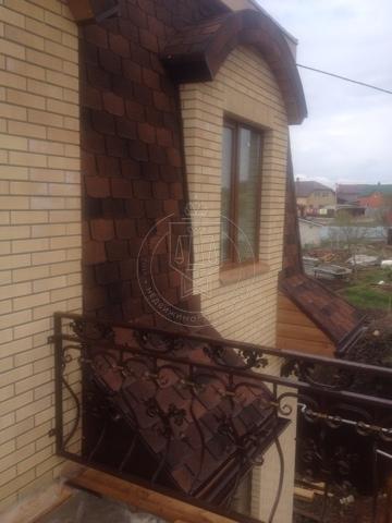 Коттедж 200 м² на участке 5.7 сот, п.Привольный,ул.Вересковая (миниатюра №2)