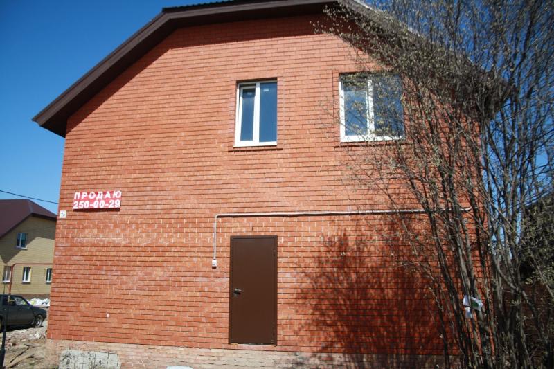 Коттедж, 80 м² на участке 1.2 сот.,п.Малые Клыки,ул.Рабочая (миниатюра №3)