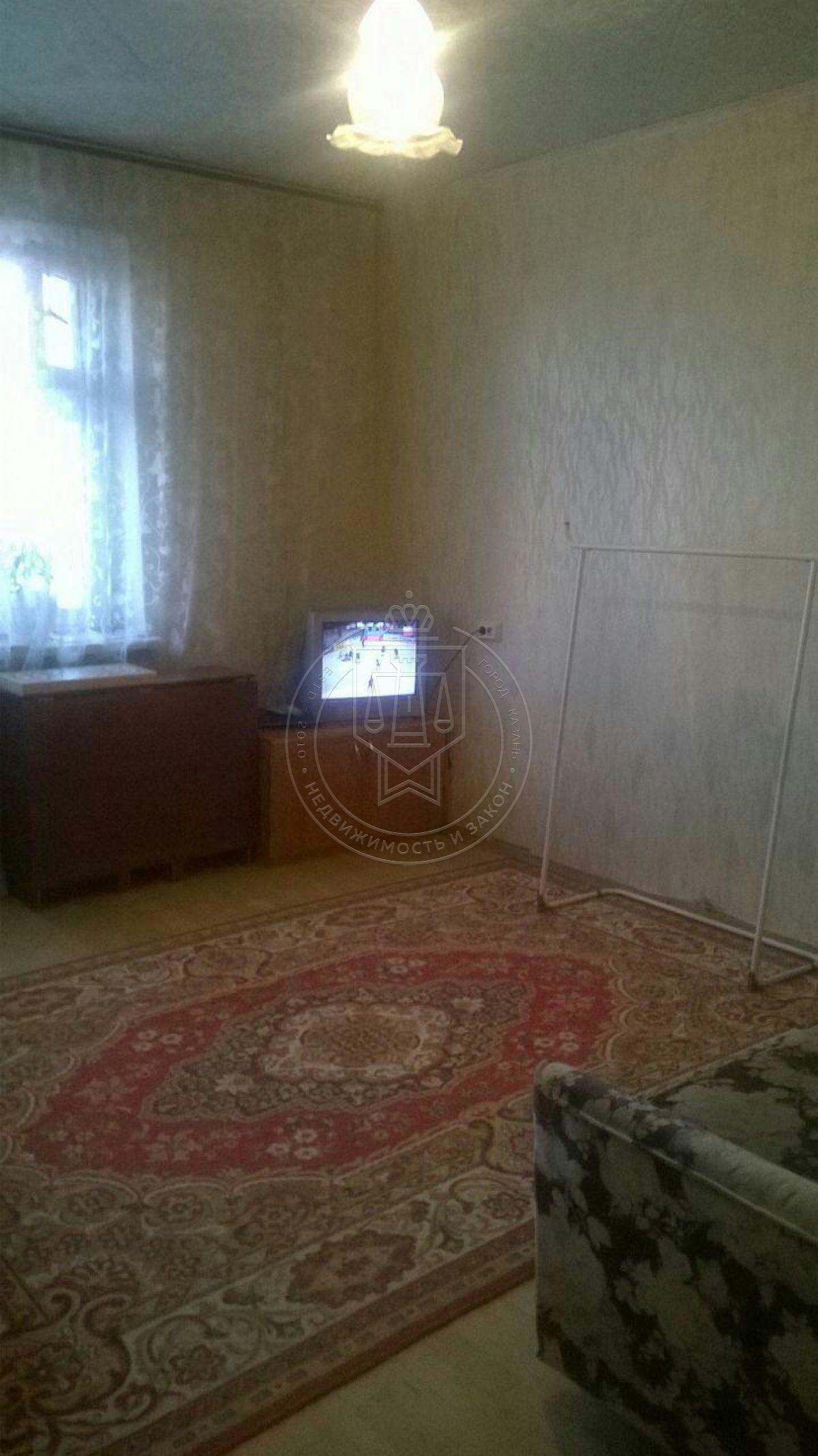 1-к квартира, 33 м², 5/9 эт., ул Четаева, 66 (миниатюра №2)