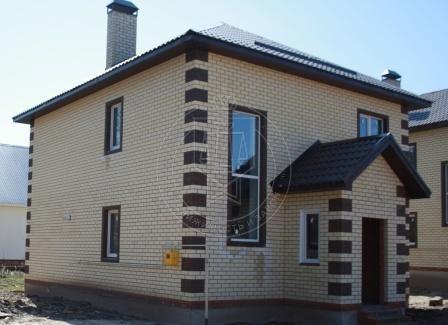 Коттедж 135 м² на участке 4.3 сот.,п.Большие Клыки,ул. Октябрьска (миниатюра №5)