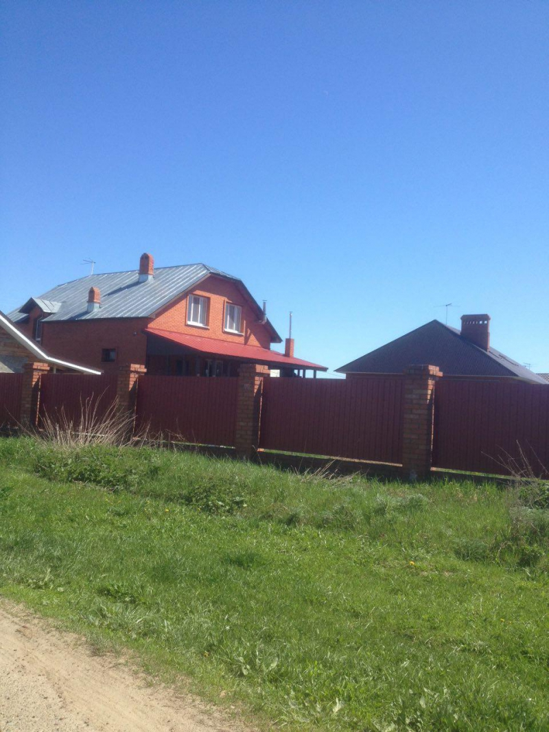 Коттедж, 161 м² на участке 8 сот.,п. Мирный,ул.Кызыл Яр (миниатюра №3)