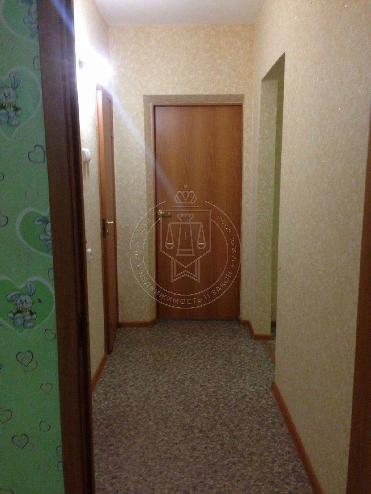 Продажа 3-к квартиры М.Ф.Гайсина ул, 4, 65 м2  (миниатюра №3)
