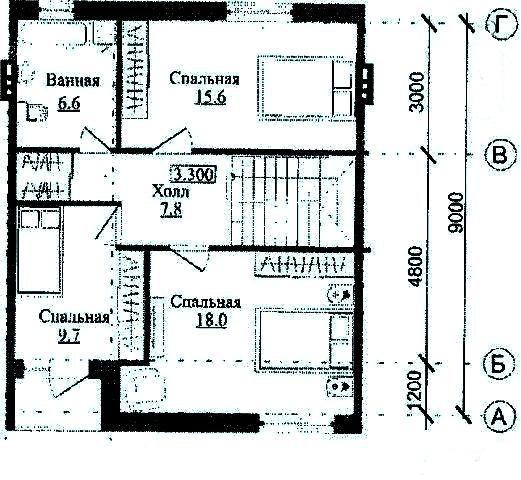 Танхаус 122 м² на участке 2.5 сот, п.Салмачи, ул. 2-я Центральная (миниатюра №5)