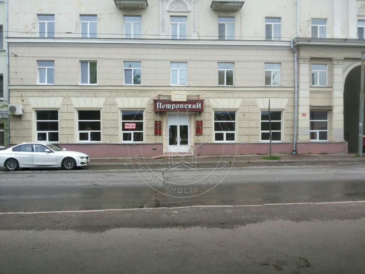 Аренда  помещения свободного назначения Халтурина ул, 4, 349 м²  (миниатюра №1)