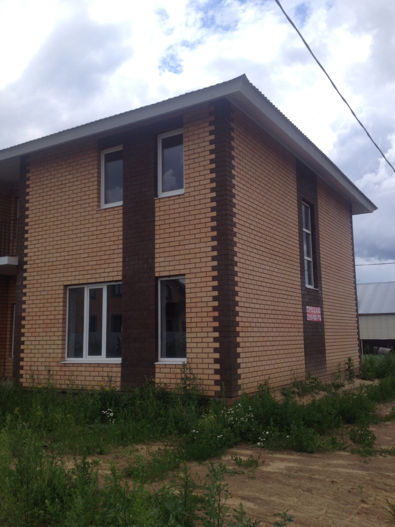 Танхаус 122 м² на участке 2.5 сот, п.Салмачи, ул. 2-я Центральная (миниатюра №2)
