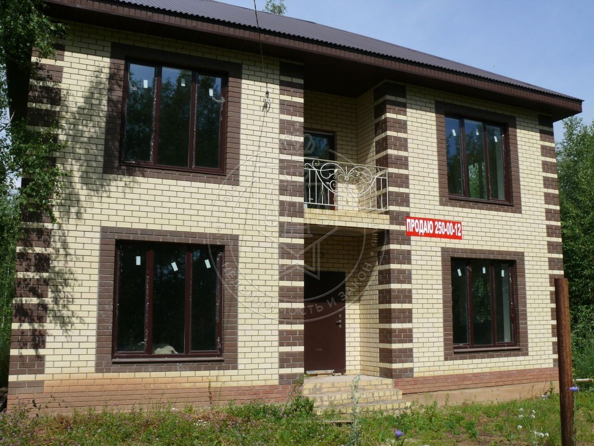Продажа  дома п. Салмачи, ул Надежда, 240 м²  (миниатюра №1)