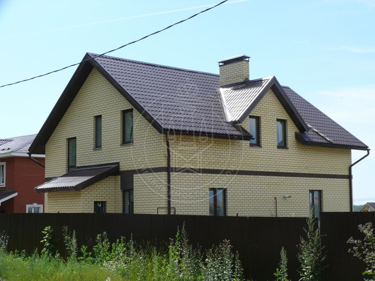 Коттедж 170 м² на участке 6.5 сот., п.Привольный,ул.Ак чэчэклэр (миниатюра №2)