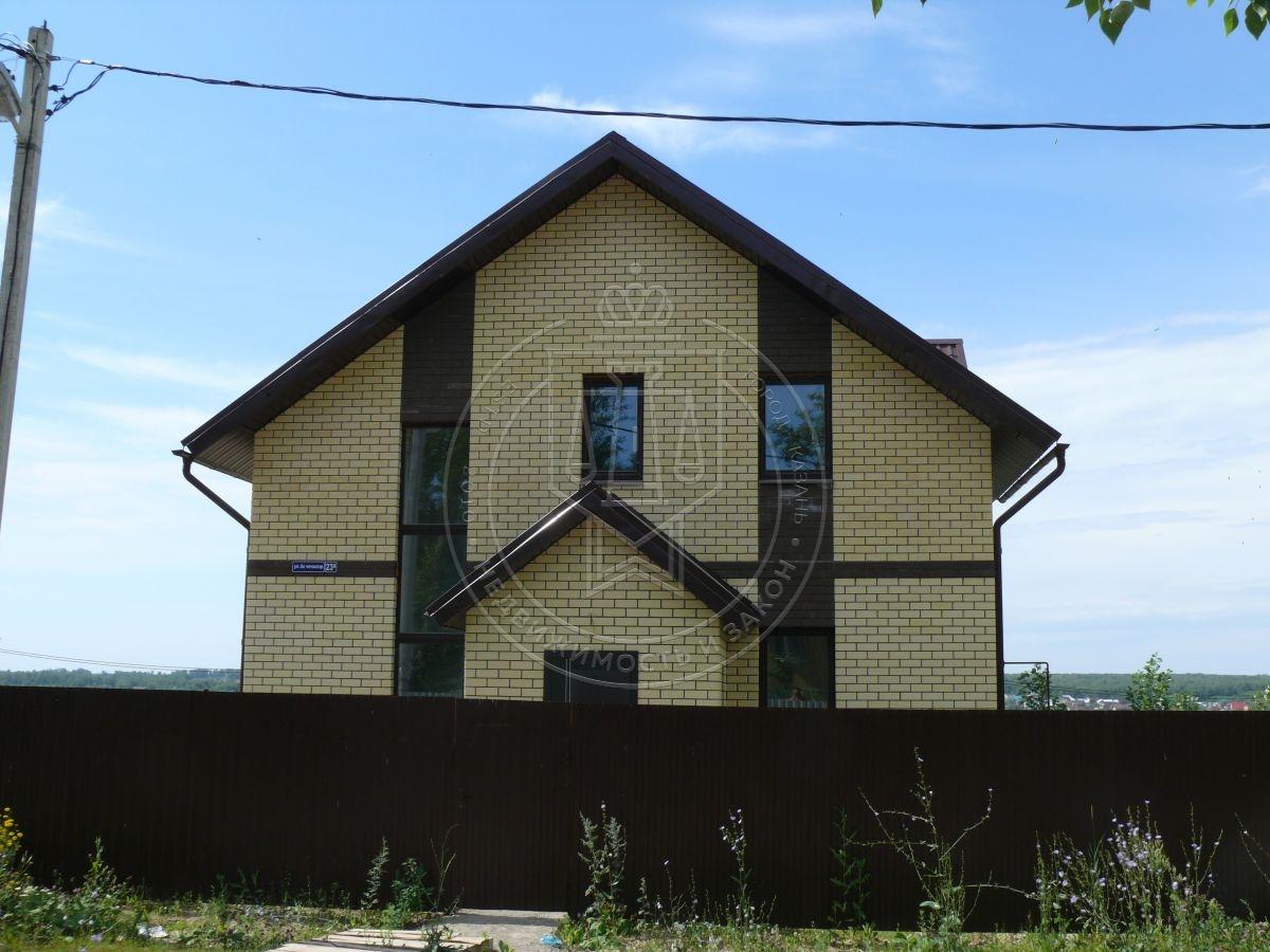 Коттедж 170 м² на участке 6.5 сот., п.Привольный,ул.Ак чэчэклэр (миниатюра №1)