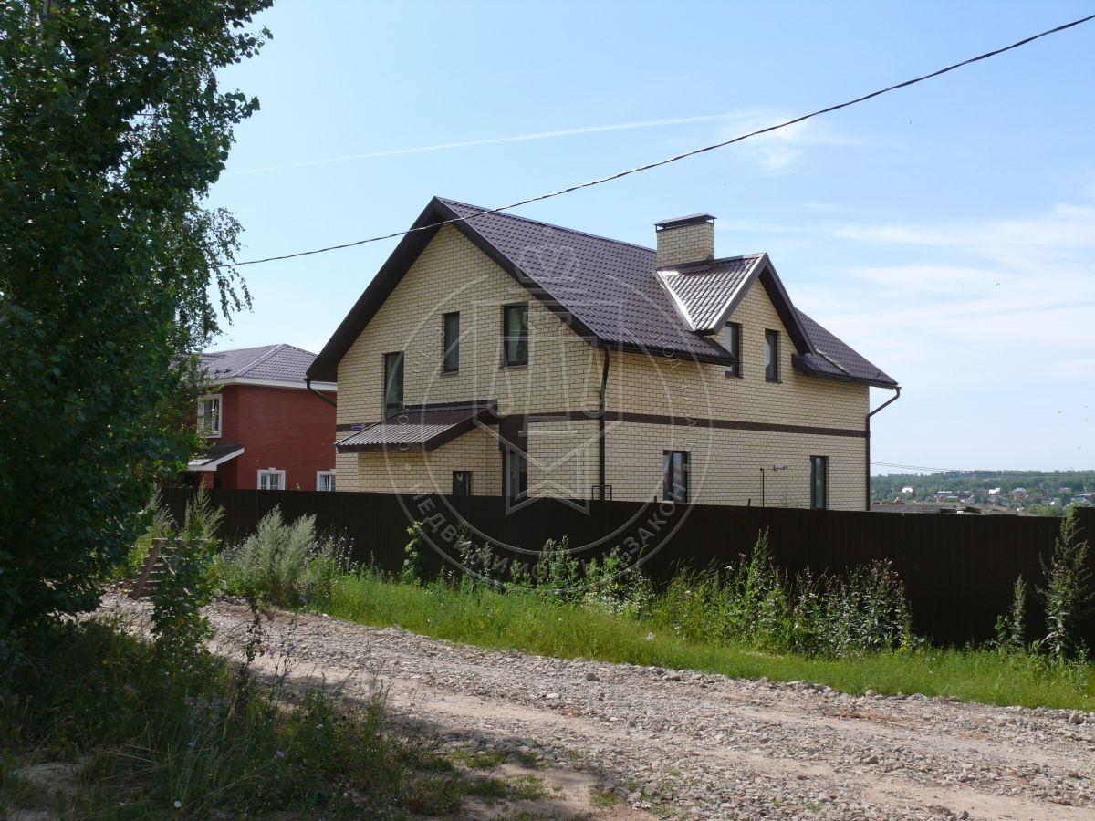 Коттедж 170 м² на участке 6.5 сот., п.Привольный,ул.Ак чэчэклэр (миниатюра №3)