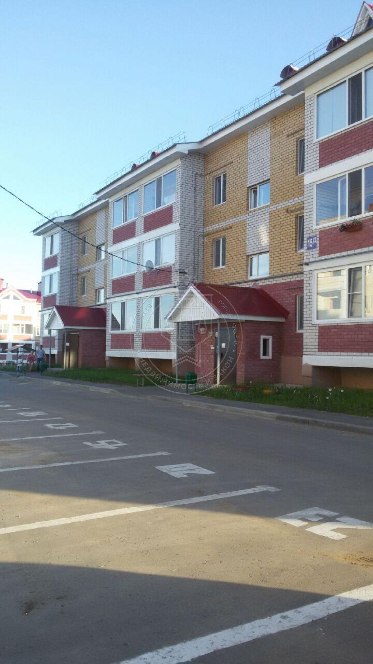 Продажа 1-к квартиры Казанская ул, 15 Д