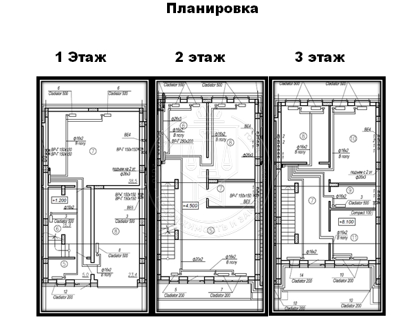 Продажа  дома Курашова, 300 м²  (миниатюра №3)