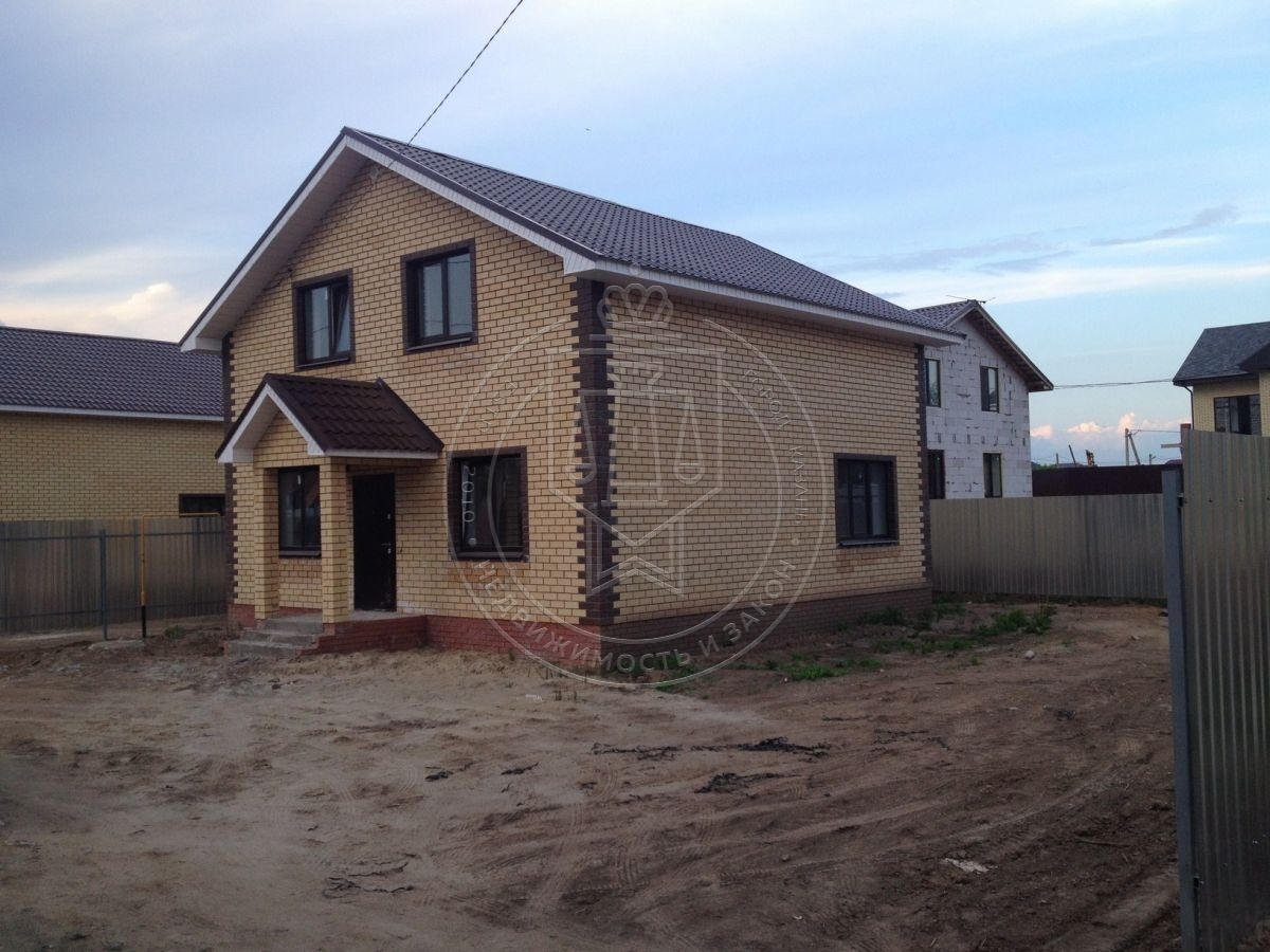 Коттедж 130 м² на участке 4.5 сот.,п.Салмачи, ул.Яркая (миниатюра №1)