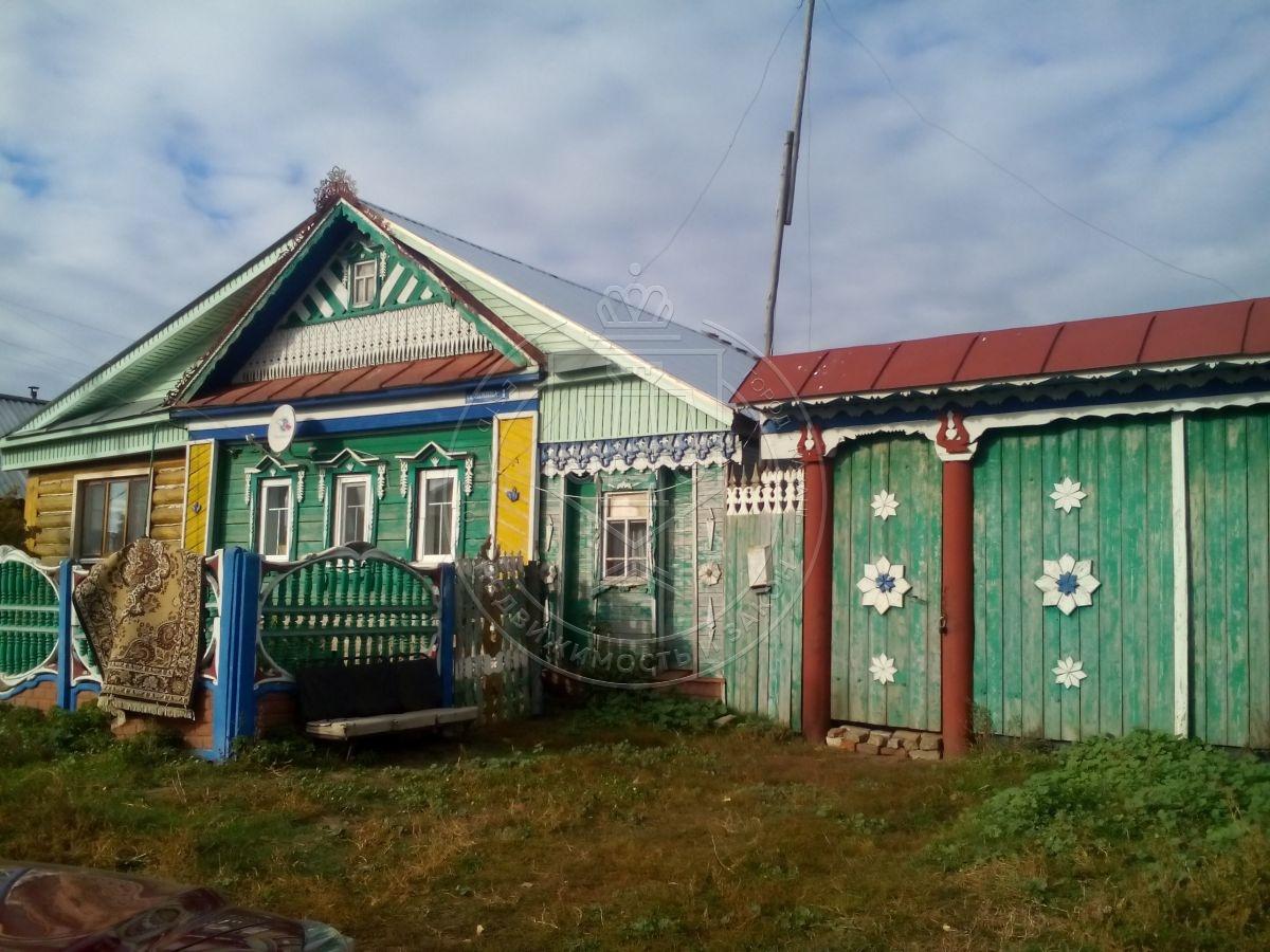 Продажа  дома Лаишевский район, п . Кирби, ул Центральная