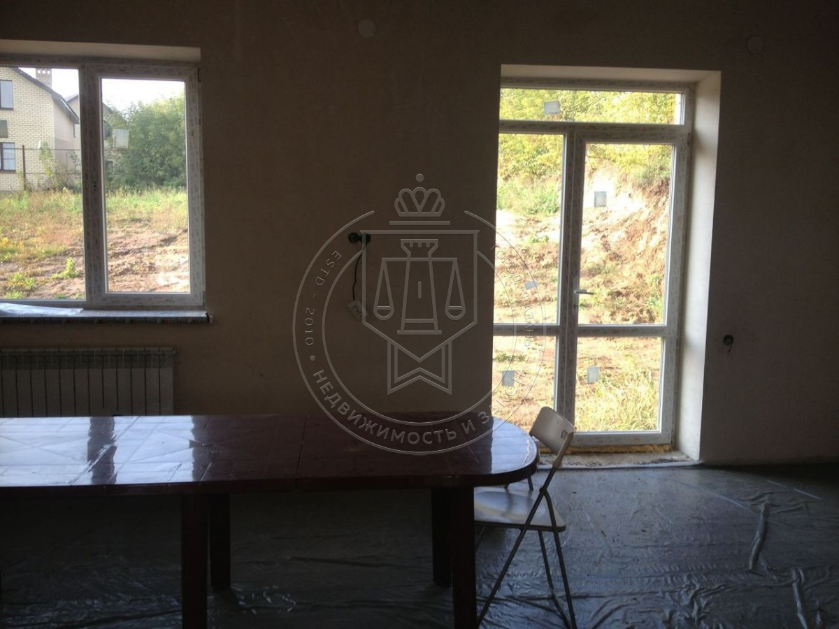 Коттедж 130 м² на участке 6 сот.,п.Константиновка (миниатюра №2)