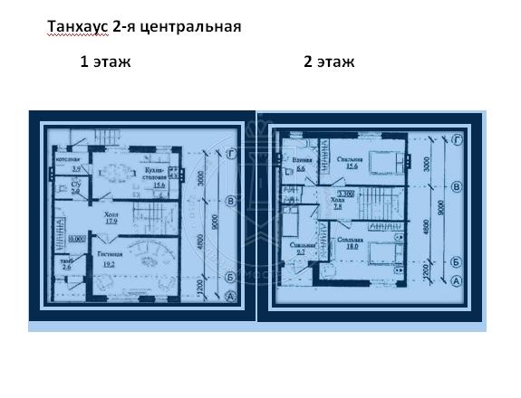 Продажа  дома пос. Салмачи ул. 2-я Центральная , Приволжский район., 122 м² (миниатюра №4)