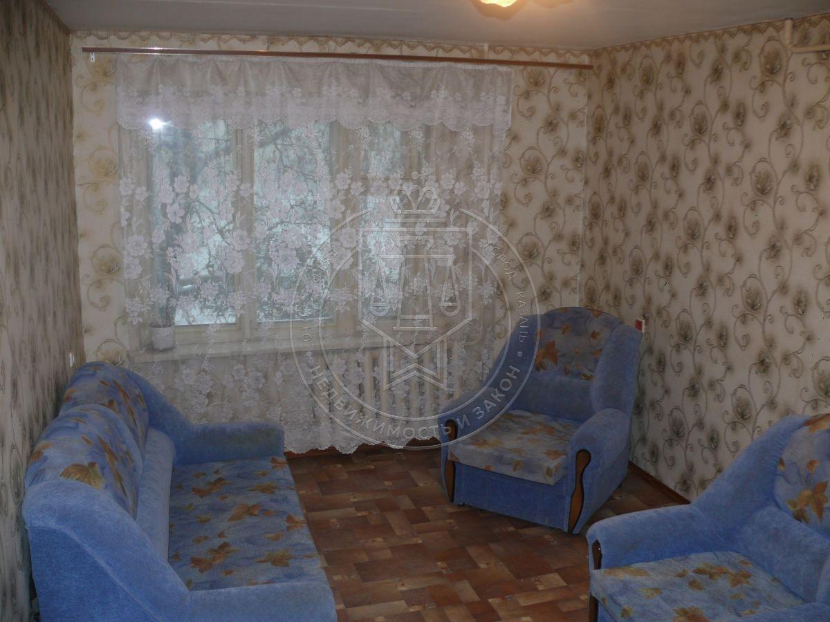 Продажа 1-к квартиры Комиссара Габишева ул, 11