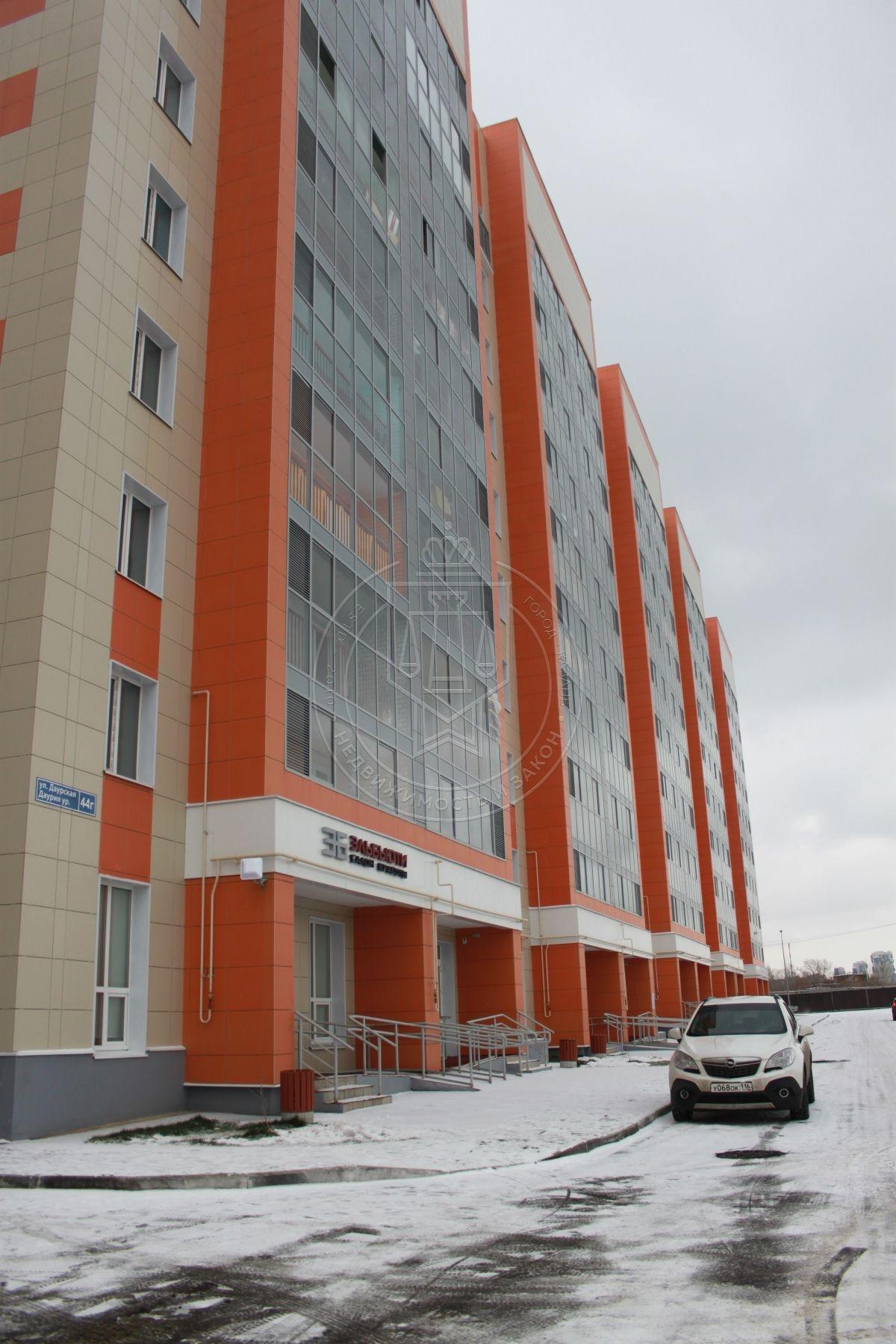 Продажа 1-к квартиры Даурская ул, 44г