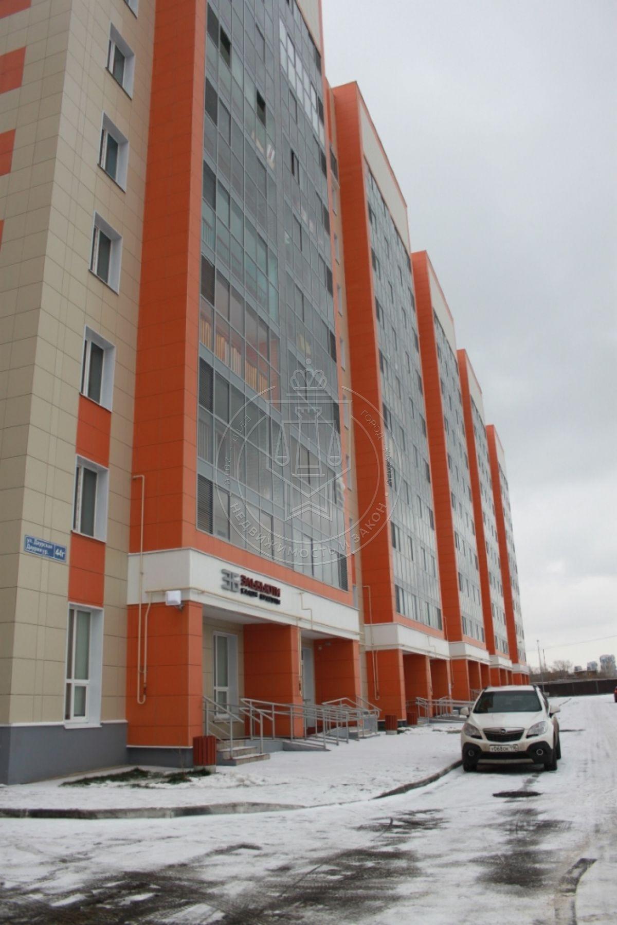 Продажа 2-к квартиры Даурская ул, 44 в