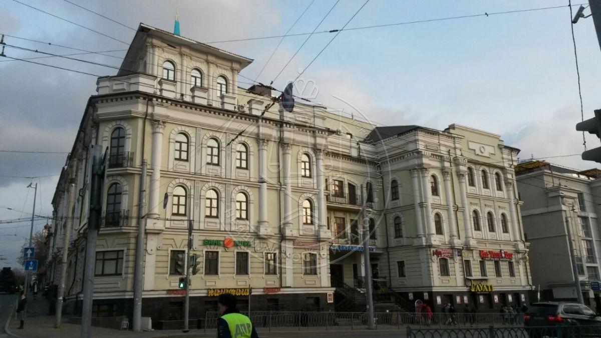 Аренда  офисно-торговые Пушкина ул, 52