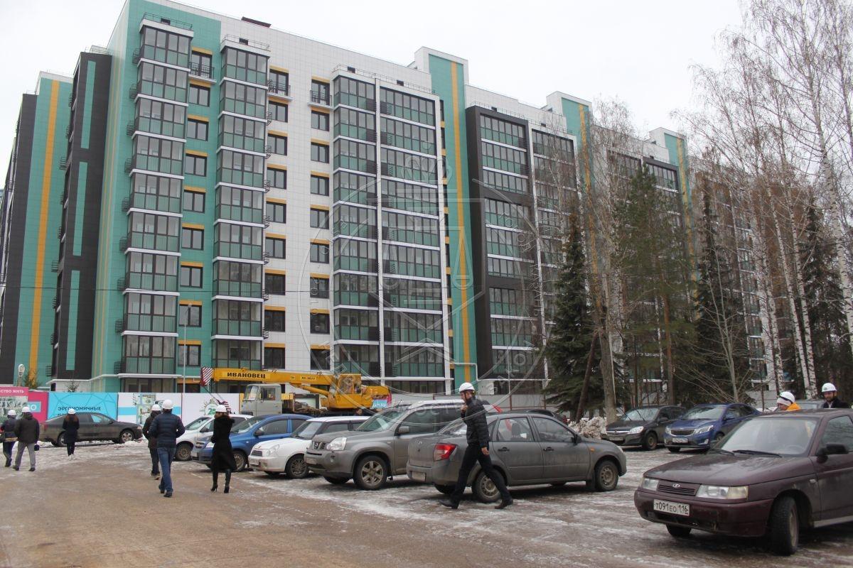 Продажа 1-к квартиры Николая Ершова ул, 4.1