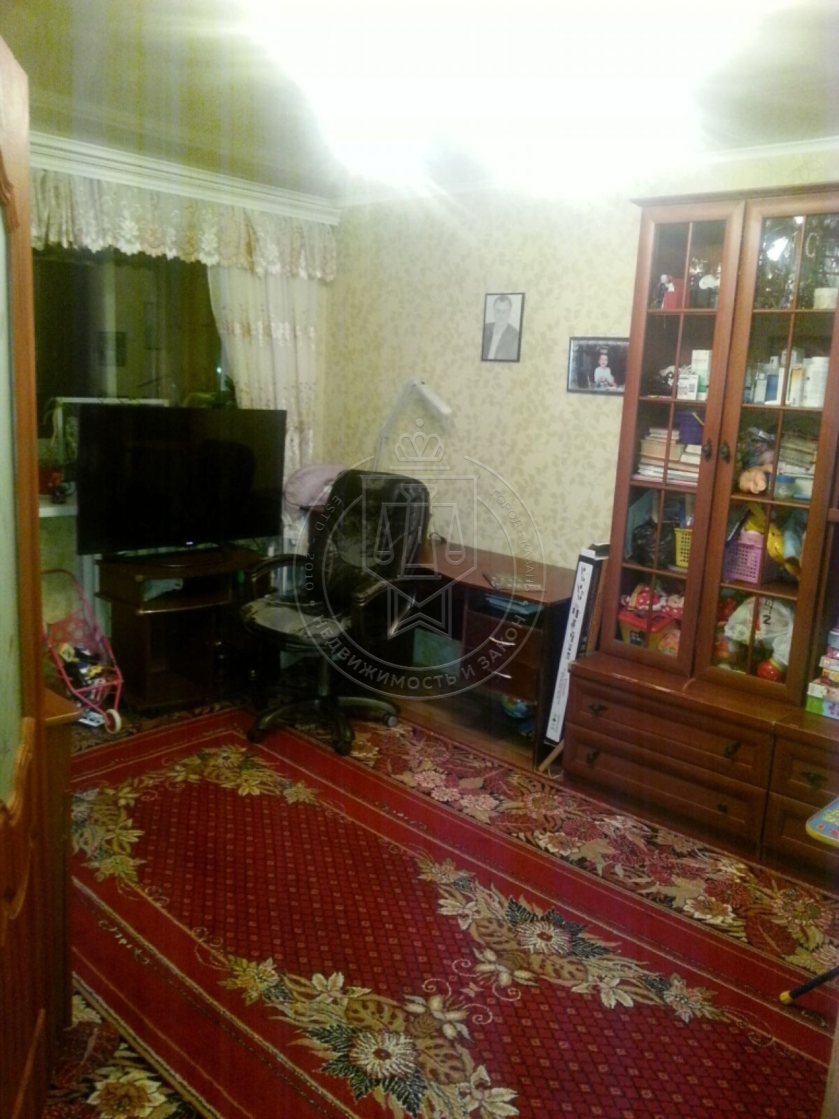 Продажа 4-к квартиры Фабричная ул, 4