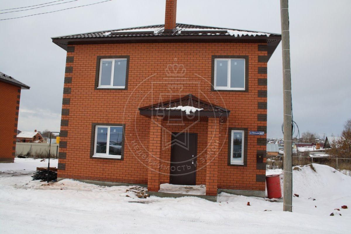 Продажа  дома п. Вишневка, ул Большая
