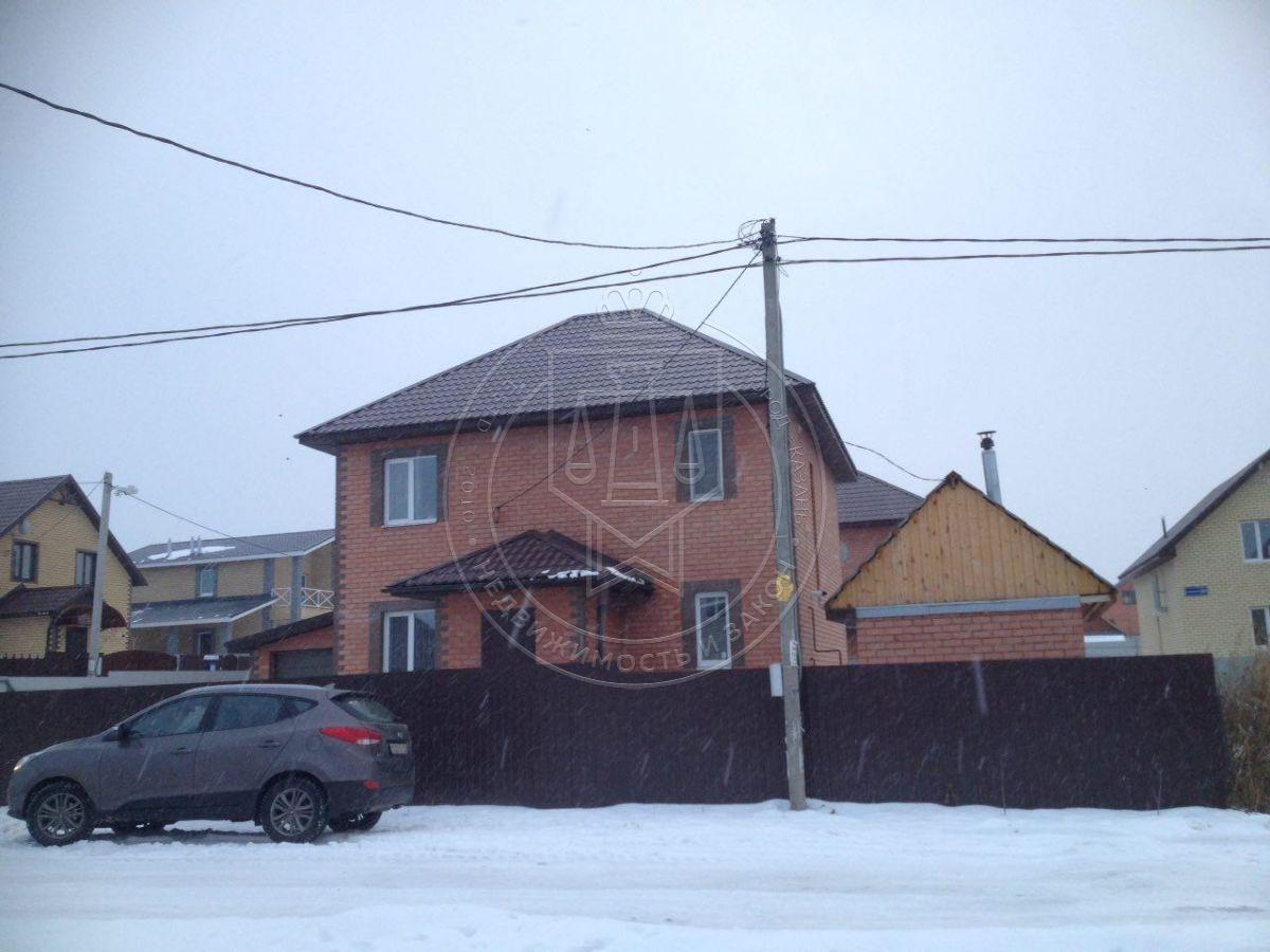Продажа  дома пос. Салмачи ул. 2-я Центральная, Приволжский район., 152 м²  (миниатюра №1)