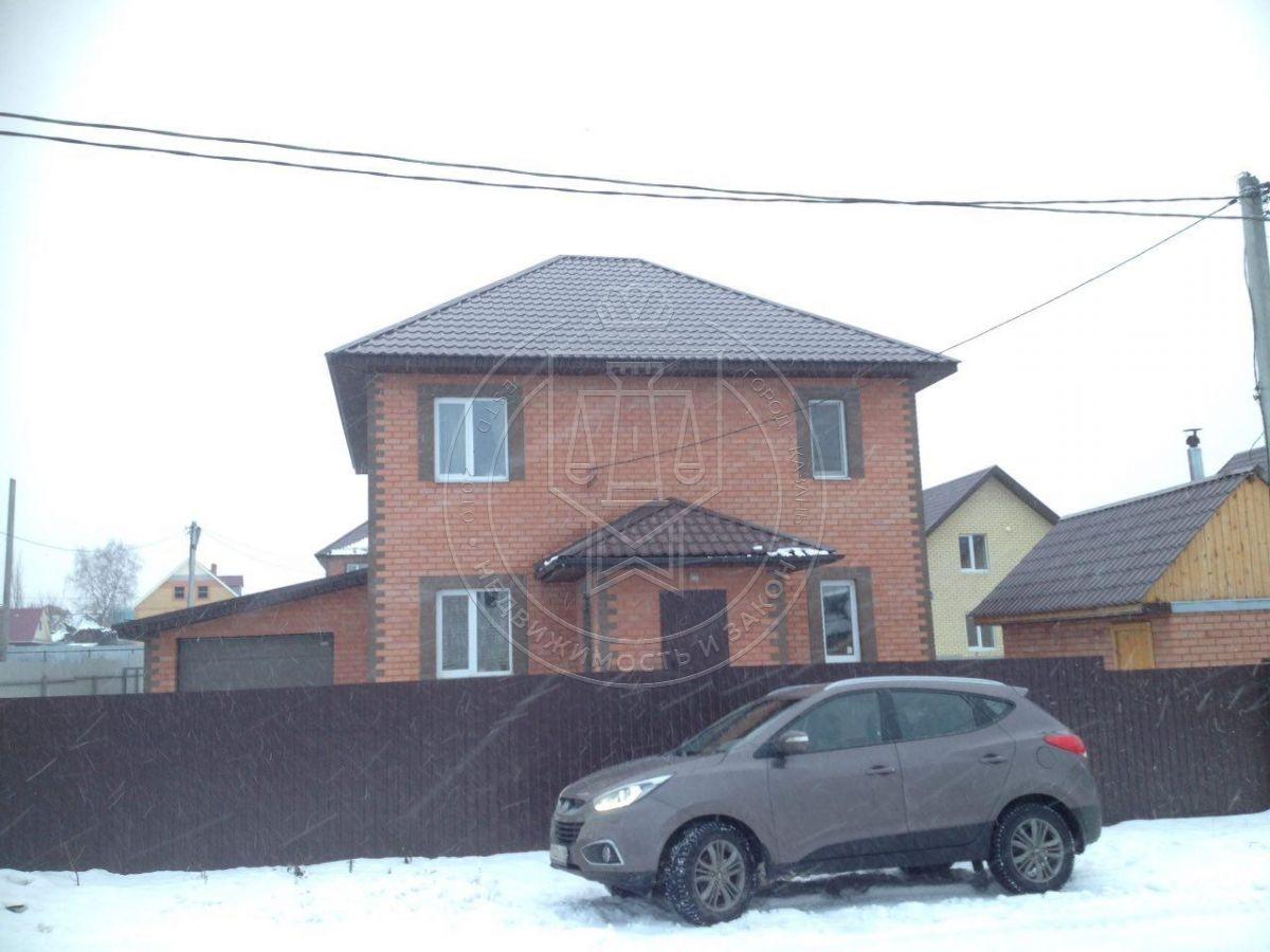 Продажа  дома пос. Салмачи ул. 2-я Центральная, Приволжский район., 152 м²  (миниатюра №3)