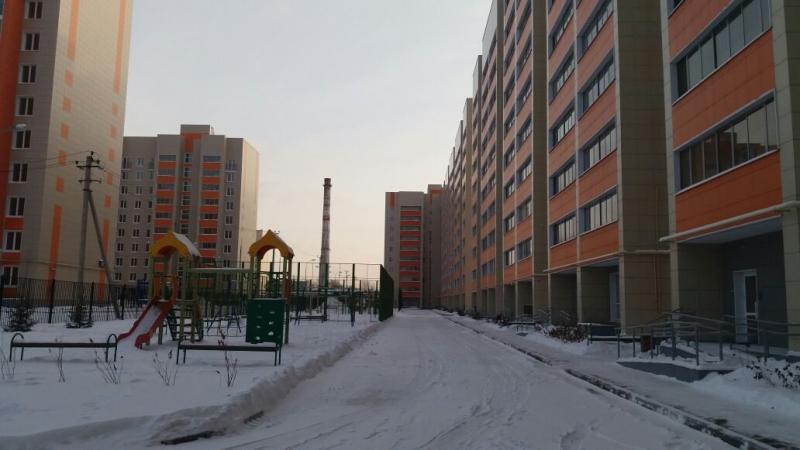 Продажа 3-к квартиры Даурская ул, 44В