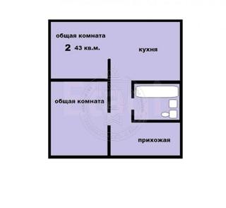 Продажа 2-к квартиры Рихарда Зорге ул, 24