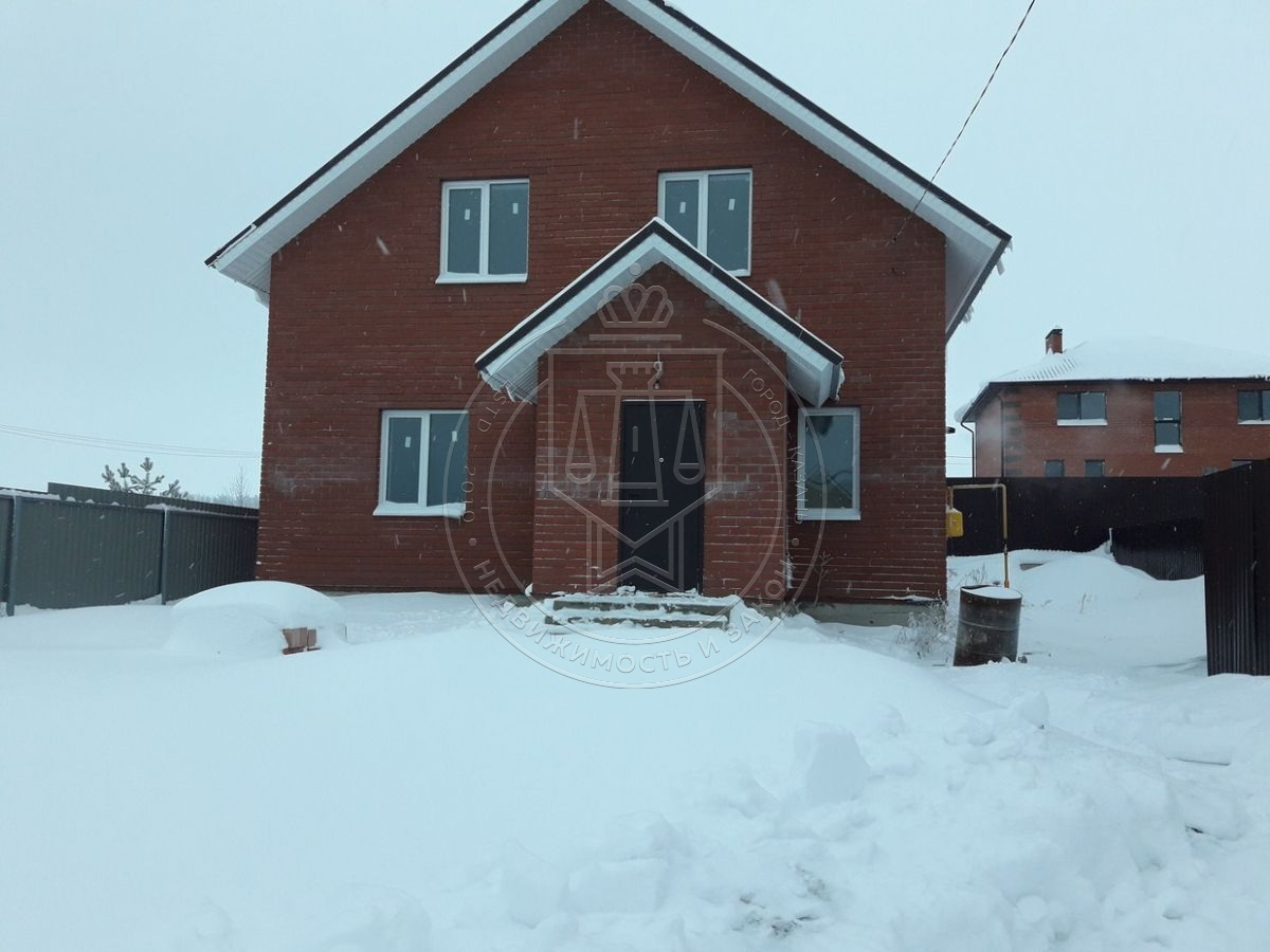 Продажа  дома п. Высокая Гора, ул Нагорная, 160.0 м² (миниатюра №3)