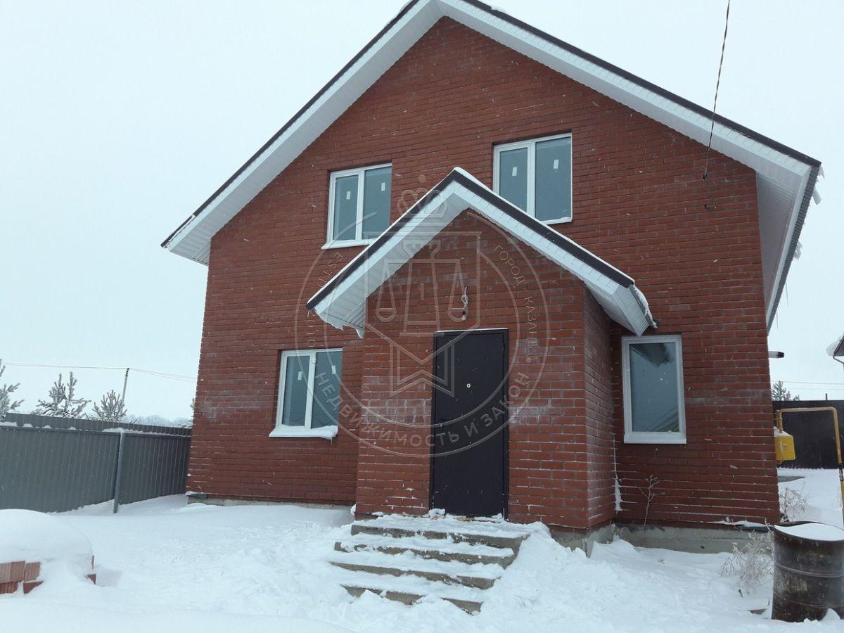 Продажа  дома п. Высокая Гора, ул Нагорная, 160.0 м² (миниатюра №2)